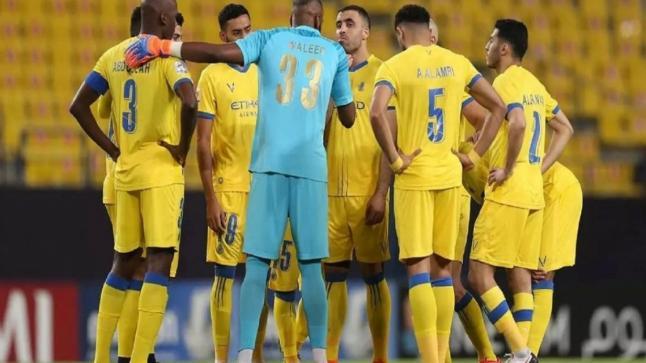 النصر يطبق نظاما أوروبا في انتقالات لاعبيه