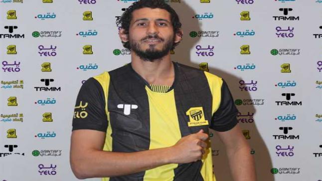 """أحمد حجازي أفضل لاعب في دور مجموعات بـ """"طوكيو 2020"""""""