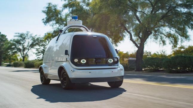 Nuro تحصل على أول تصريح في كاليفورنيا لاستخدام سياراتها ذاتية القيادة